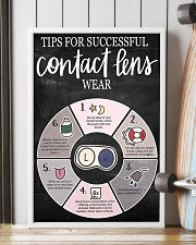contact lens board 24x36 Poster lifestyle-poster-4