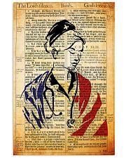 isaiah nurse  bible 11x17 Poster front