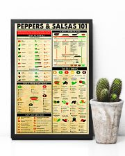 Chef Peppers Salsas 24x36 Poster lifestyle-poster-8