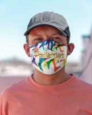 podiatrist i am mas Cloth Face Mask - 3 Pack aos-face-mask-lifestyle-06