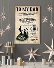 optometrist-to-my-dad 11x17 Poster lifestyle-holiday-poster-1