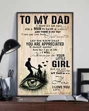 optometrist-to-my-dad 11x17 Poster lifestyle-poster-2