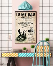 optometrist-to-my-dad 11x17 Poster lifestyle-poster-6