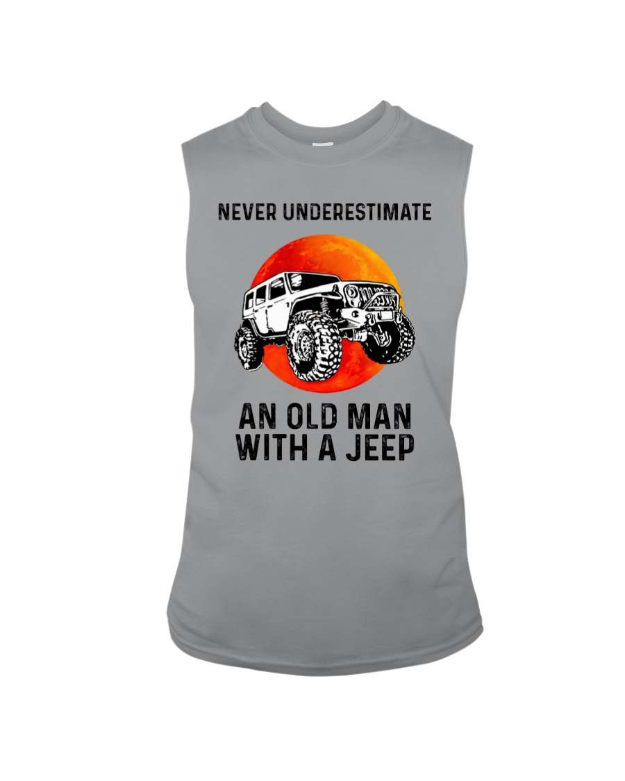 JEEPP Limited Edition - ONLY available for limited Sleeveless Tee