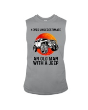 JEEPP Limited Edition - ONLY available for limited Sleeveless Tee front