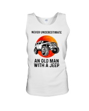JEEPP Limited Edition - ONLY available for limited Unisex Tank thumbnail