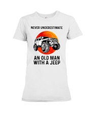JEEPP Limited Edition - ONLY available for limited Premium Fit Ladies Tee thumbnail