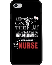 God Made Nurses Phone Case thumbnail