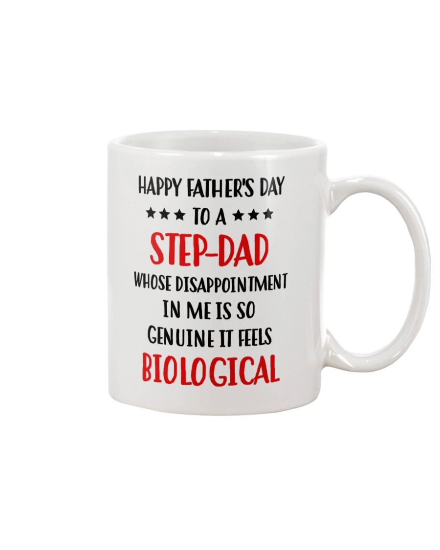 Step Dad Disappointment Mug