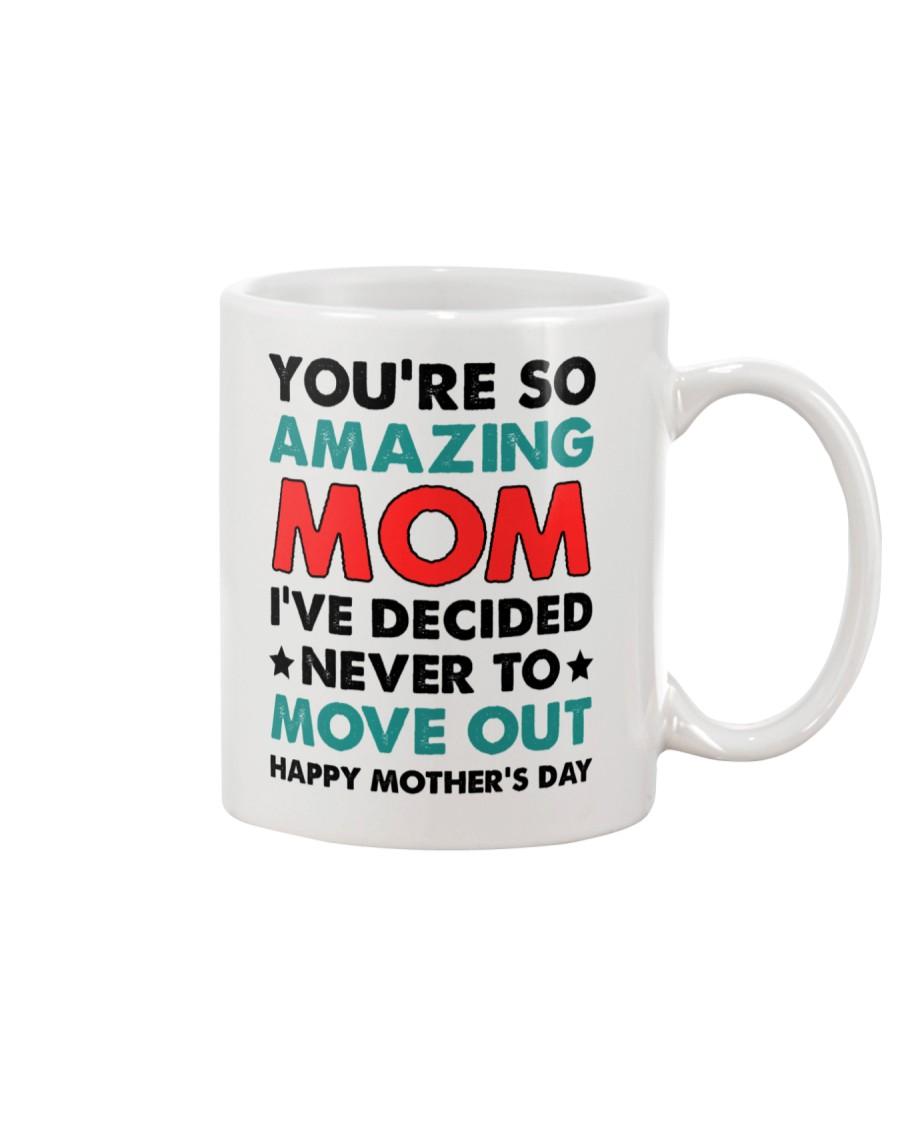 Never To Move Out Mug