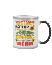 You Can't Scare Me Color Changing Mug thumbnail