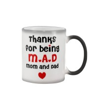 Thanks For Being M-A-D Color Changing Mug thumbnail