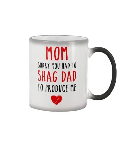 Shag Dad Produce Me