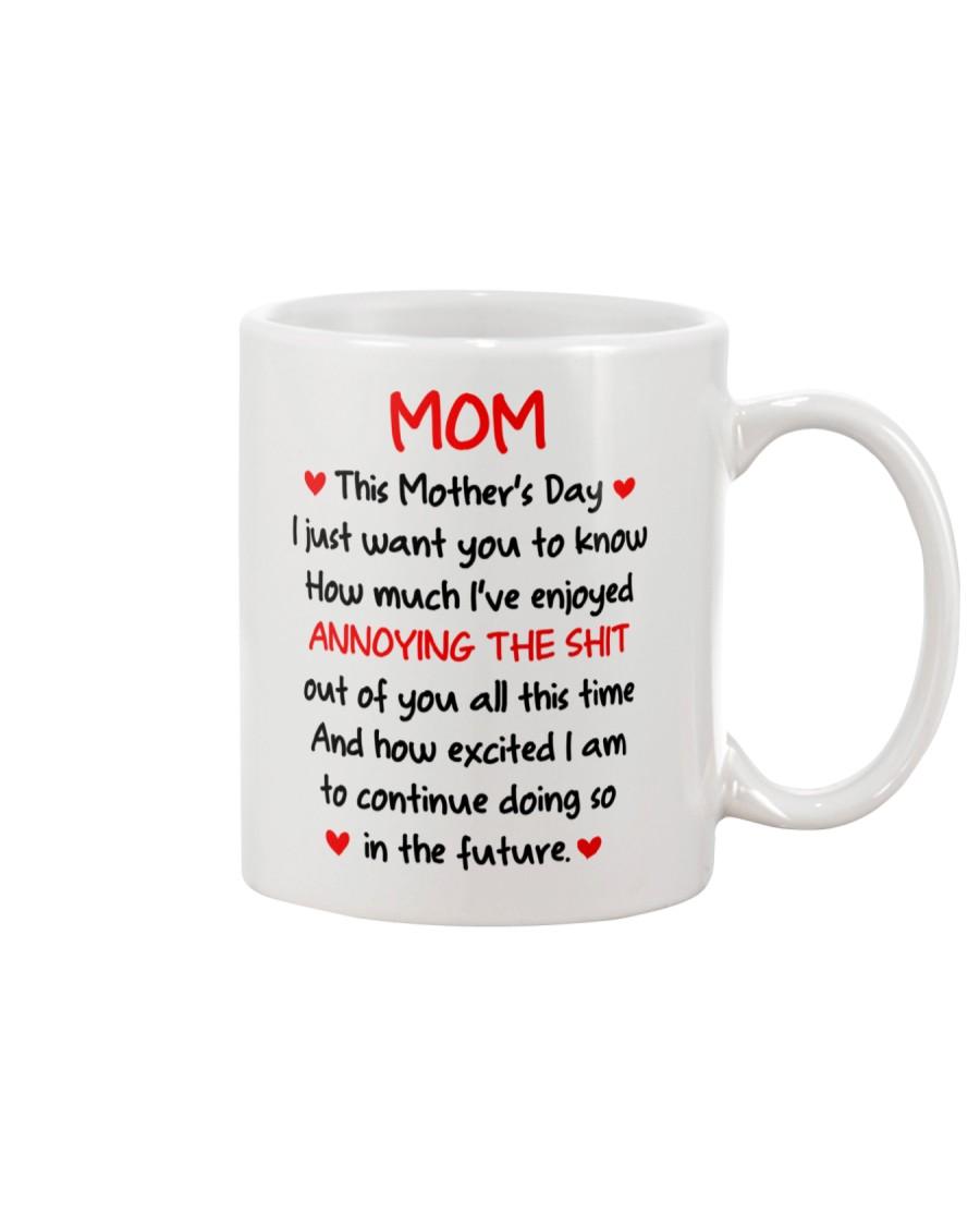 Mom Anjoyed Annoying Mug