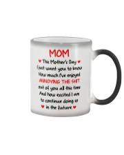 Mom Anjoyed Annoying Color Changing Mug thumbnail