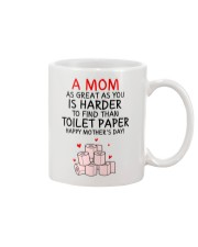 Harder To Find Than Toilet Paper Mug front