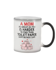 Harder To Find Than Toilet Paper Color Changing Mug thumbnail