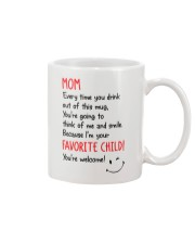 Mom Drink Out Of  Mug front