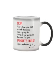 Mom Drink Out Of  Color Changing Mug thumbnail