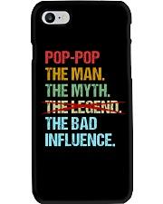 Pop-pop Legend Bad Influence Phone Case thumbnail