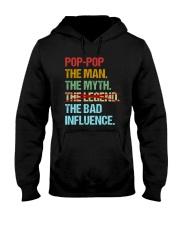 Pop-pop Legend Bad Influence Hooded Sweatshirt thumbnail
