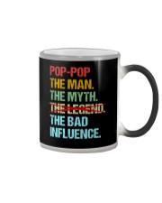 Pop-pop Legend Bad Influence Color Changing Mug thumbnail