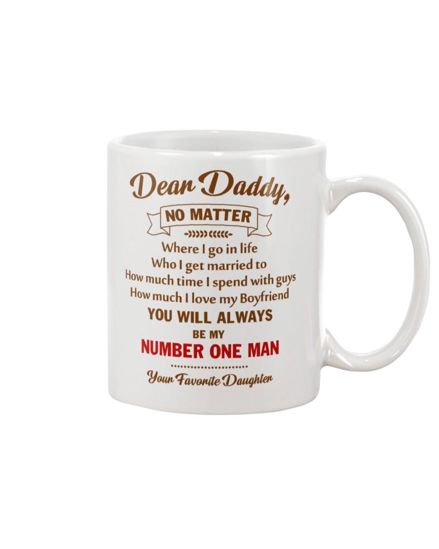 My number one man Mug