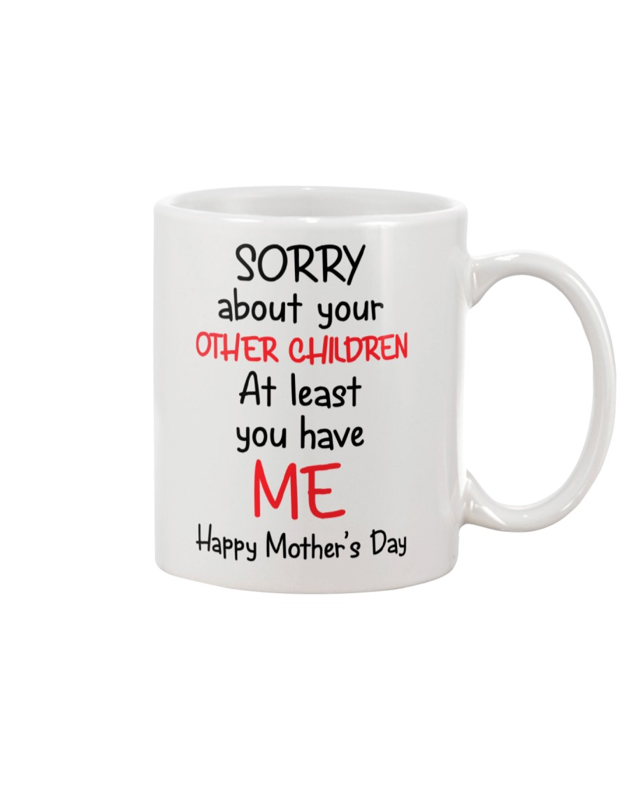 Sorry About Other Children Mug