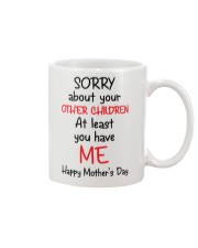 Sorry About Other Children Mug front