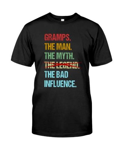 Gramps Bad Influencer