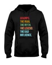 Gramps Bad Influencer Hooded Sweatshirt thumbnail
