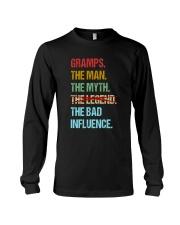 Gramps Bad Influencer Long Sleeve Tee thumbnail