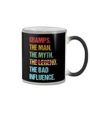 Gramps Bad Influencer Color Changing Mug thumbnail