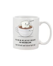 Hot Chocolate Mug front