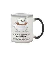 Hot Chocolate Color Changing Mug thumbnail
