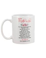 Dear Mother-in-law Mug back