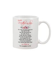 Dear Mother-in-law Mug front