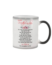 Dear Mother-in-law Color Changing Mug thumbnail