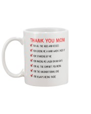 Thank You Mom Mug back
