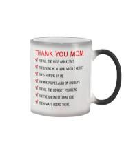 Thank You Mom Color Changing Mug thumbnail