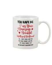 You Have Me Mug front