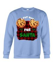 Put Out For Santa Xmas Crewneck Sweatshirt tile
