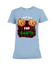 Put Out For Santa Xmas Premium Fit Ladies Tee thumbnail