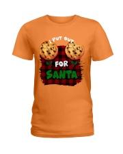 Put Out For Santa Xmas Ladies T-Shirt thumbnail