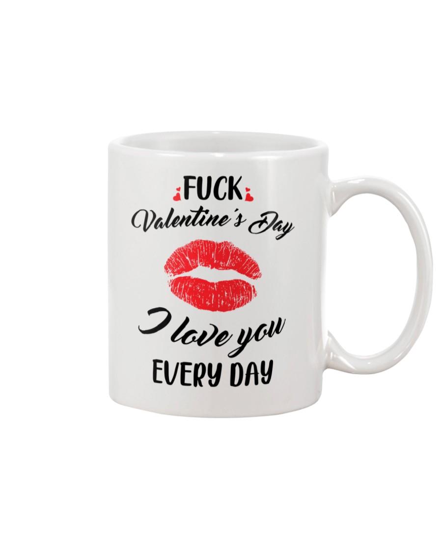 Fck Valentine  Mug