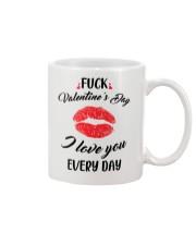 Fck Valentine  Mug front