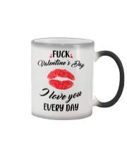 Fck Valentine  Color Changing Mug thumbnail
