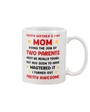 Do Parents Master It Mug front