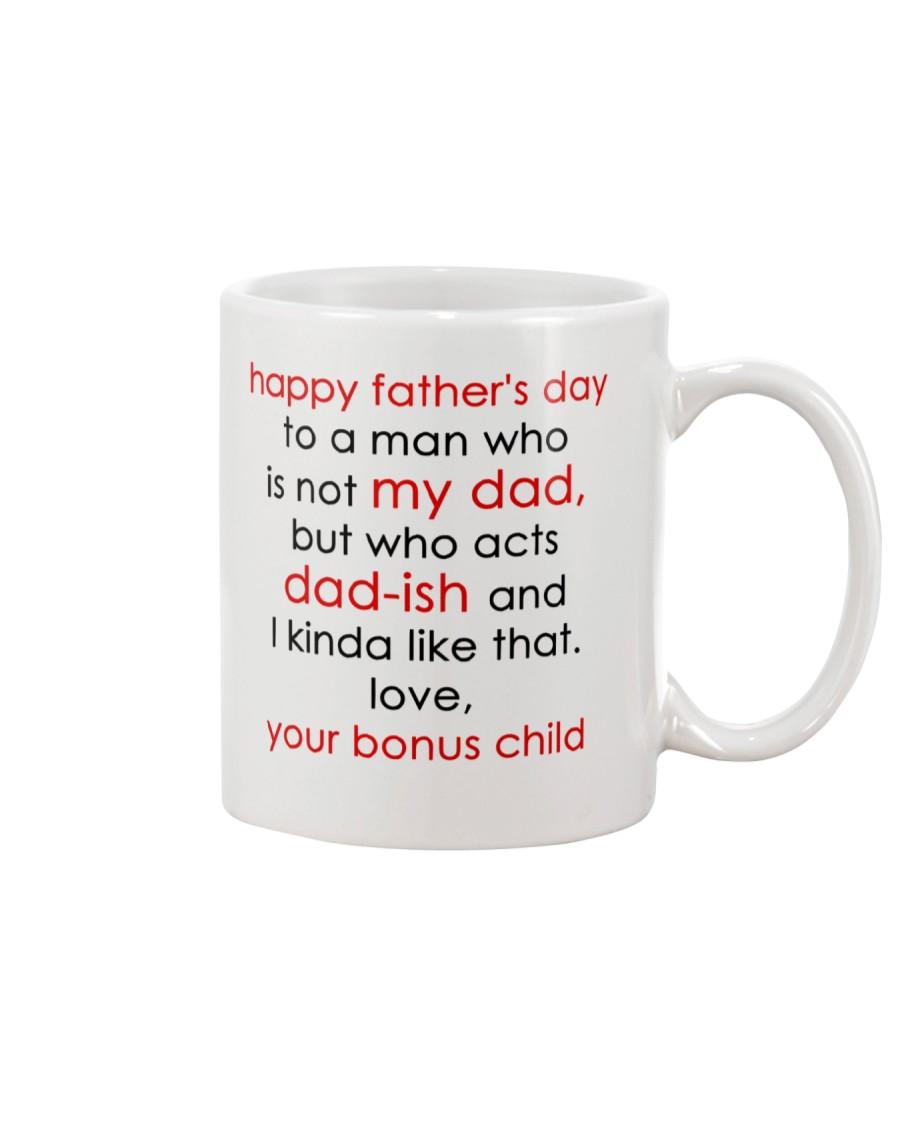 Who Acts Dad-ish Mug