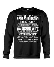 A Spoiled Husband Crewneck Sweatshirt thumbnail